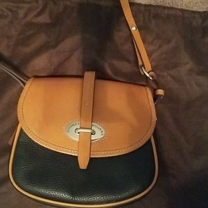 Dooney and Bourke small leather purse